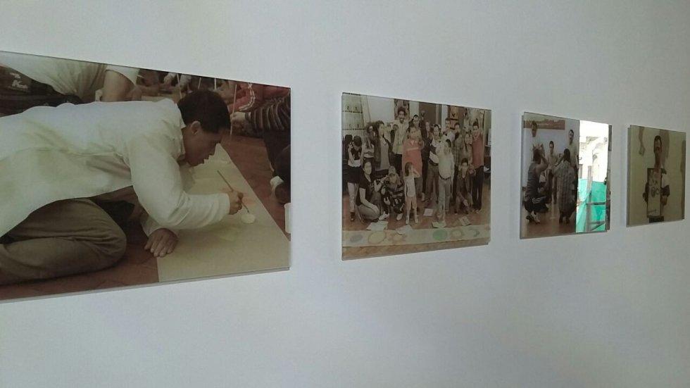 Las jornadas de reconciliación fueron plasmadas en las fotografías
