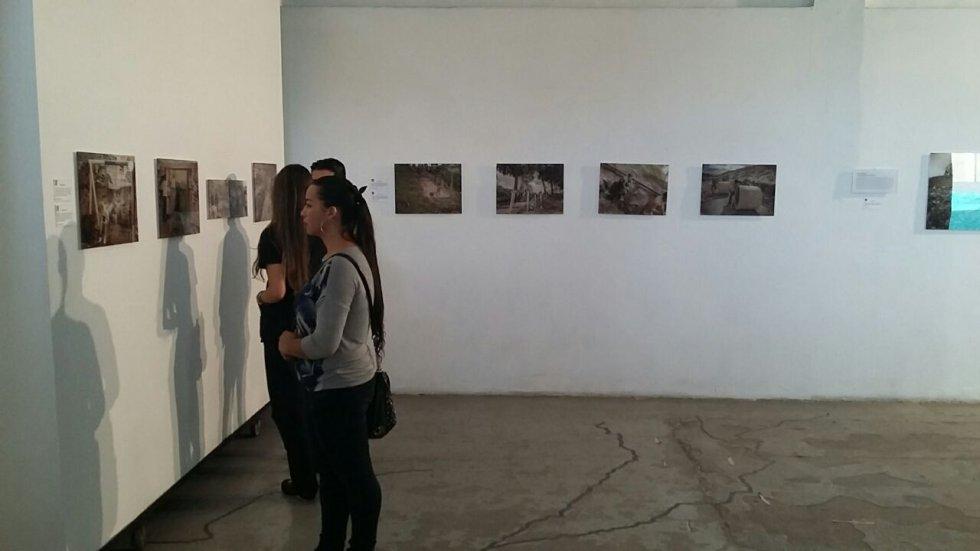 La exposición estará en Armenia hasta finales del mes de mayo