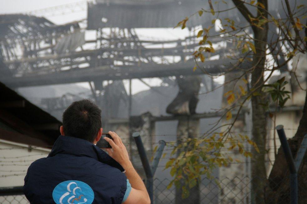Bomberos afirman que ya fue controlada la emergencia