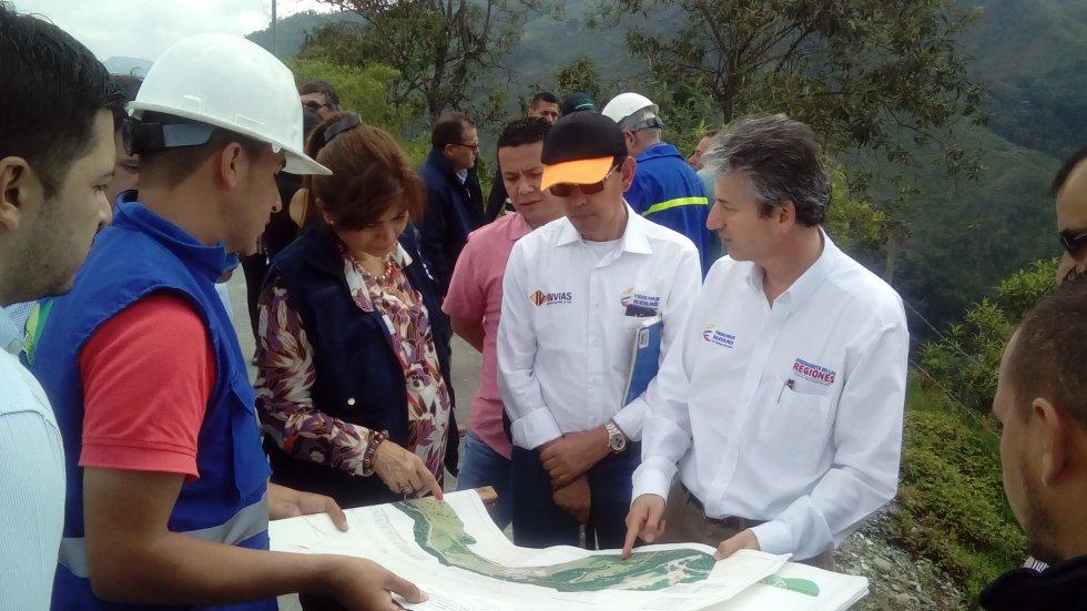 Trazado del Segundo Túnel de la Línea es revisado por autoridades nacionales y regionales.