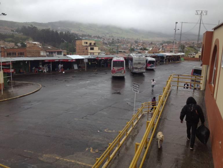 Supertransporte Revelo Que Actual Terminal De Tunja Incumple Con La Norma De Servicio En Un 70