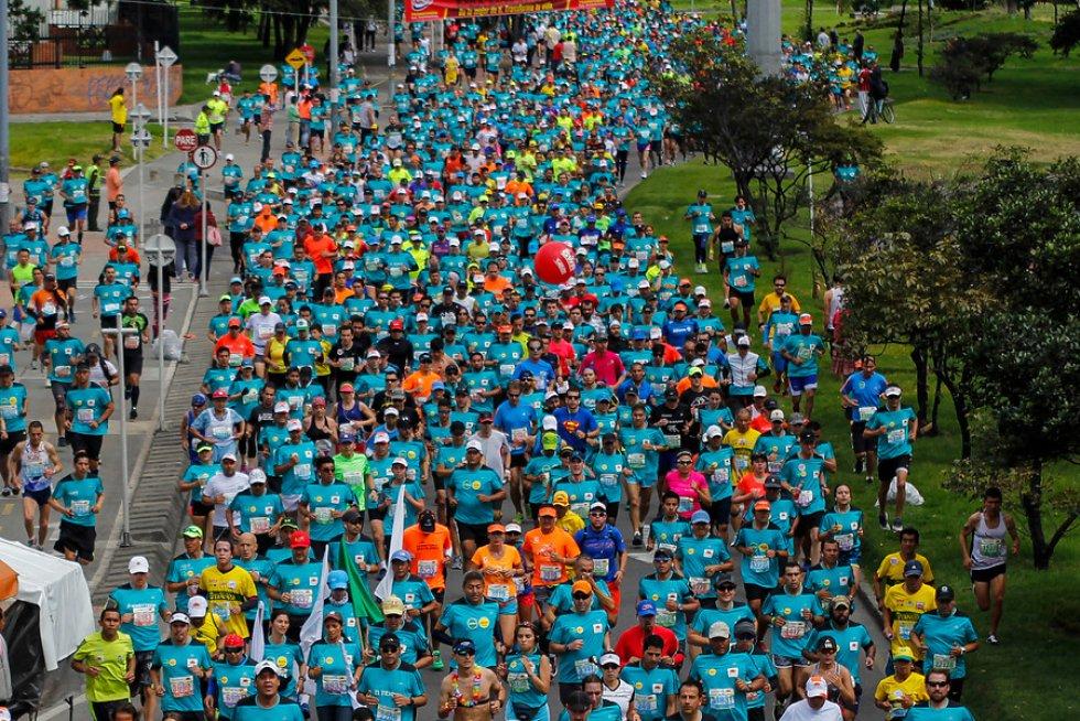 Entre 12.000 y 14.000 personas participaron en la primera MMB
