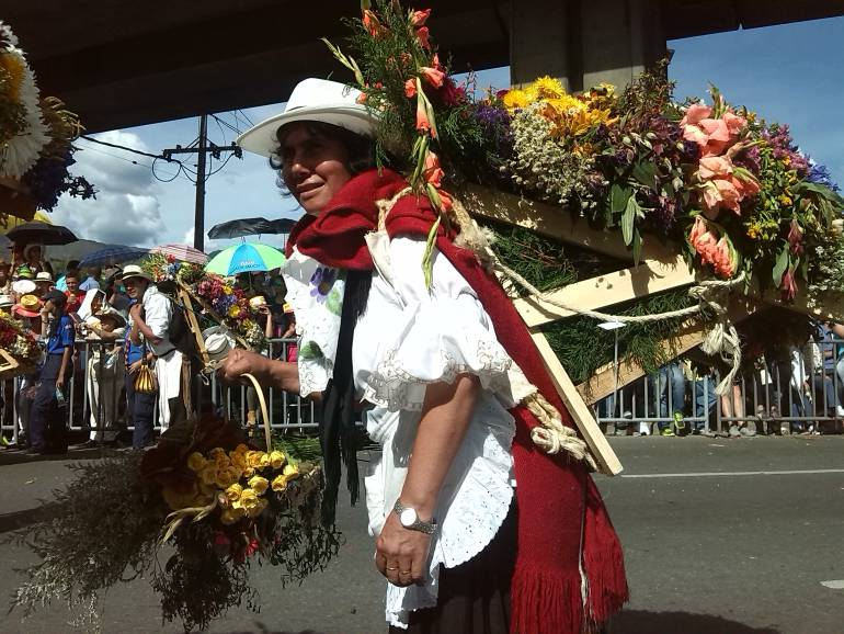 8c4e9d25e Feria de las flores, Desfile de silleteros, Medellín, Antioquia ...