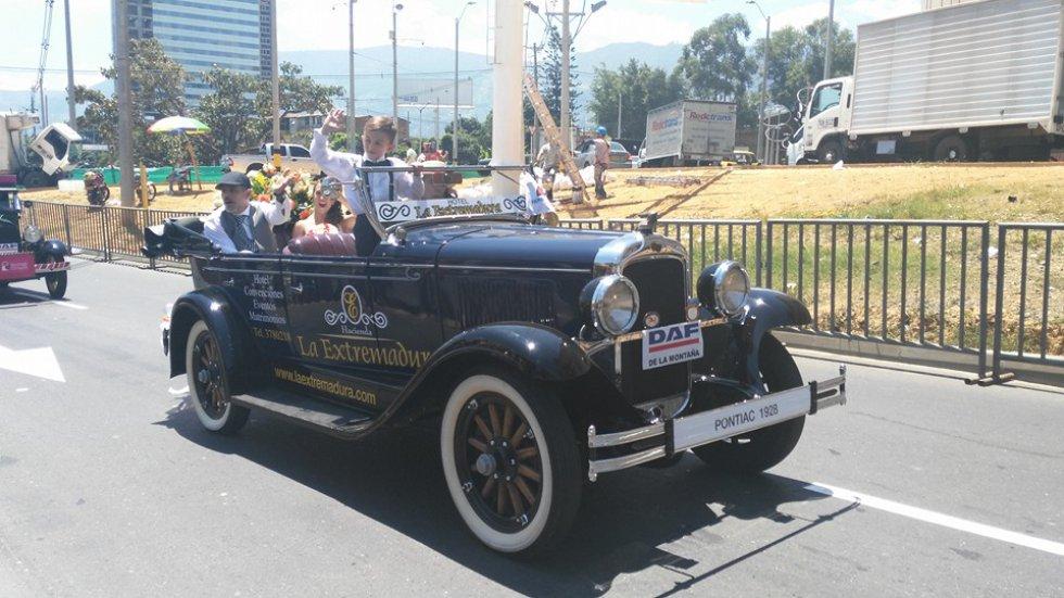 El cierre de la feria será este domingo con el tradicional desfile de silleteros.