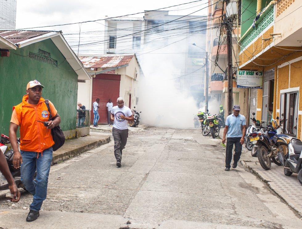 Son cerca de 300 los procesos disciplinarios que se llevan a cabo frente a la actual crisis de la salud en Chocó.