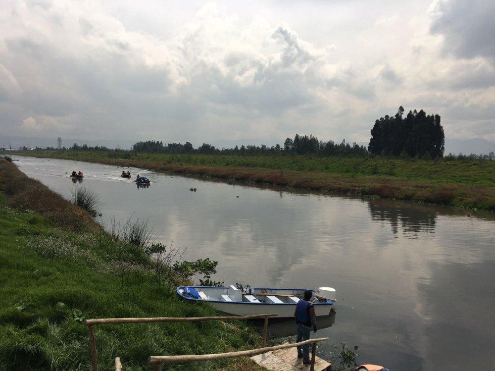 Tribunal de Cundinamarca decretaría medida cautelar a propietarios de predios vecinos al río Bogotá.