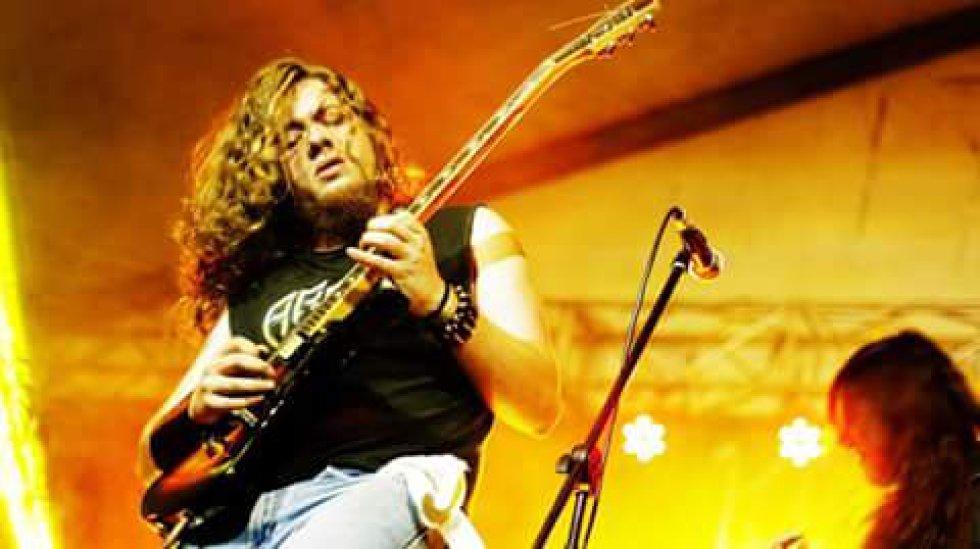 Arius por primera vez tocó en el festival Recicla por el Rock.