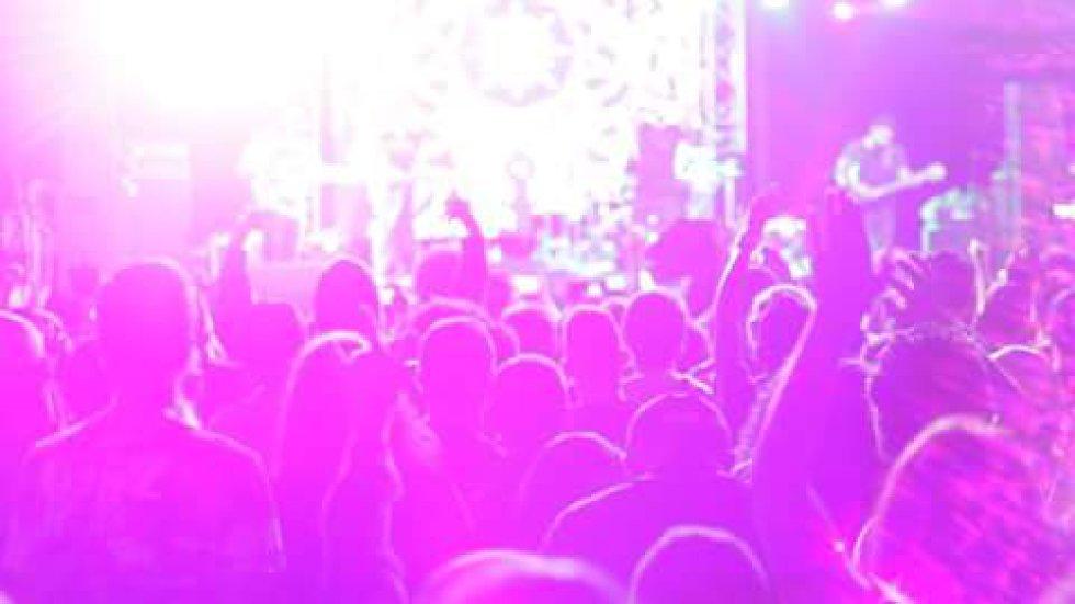 Más de 3.000 personas disfrutaron de las mejores bandas de rock.