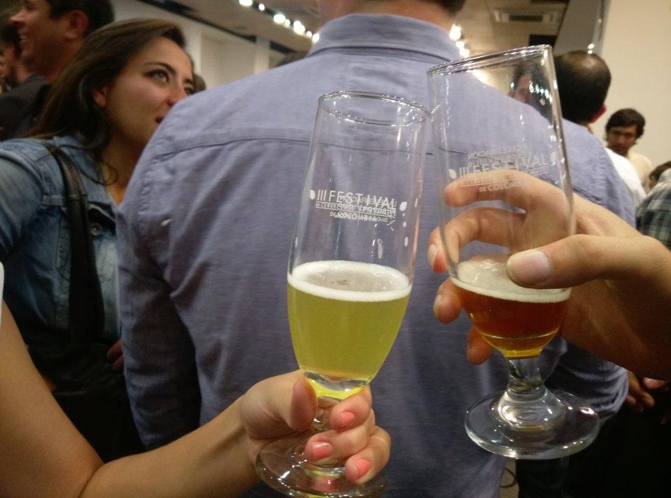 El escenario sirvió para promover la cultura cervecera e invitar a los consumidores a conocer más sobre la bebida.