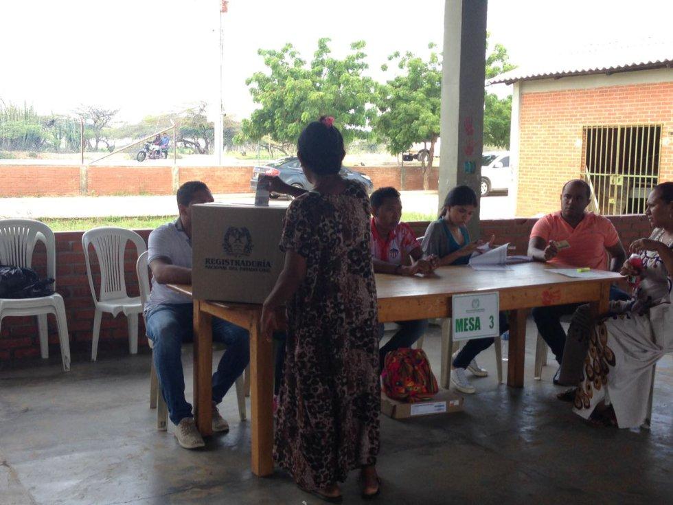 Aunque las elecciones se han realizado con normalidad, la compra- venta de votos es una realidad oculta.