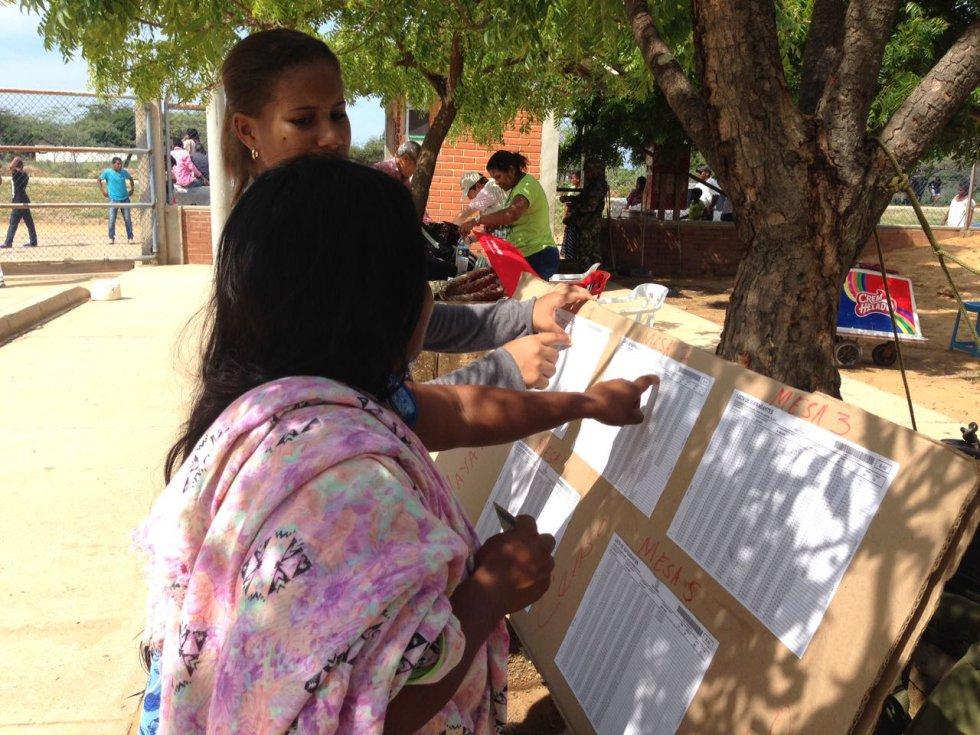 El gobernador encargado de La Guajira llama a los guajiros a votar con conciencia.