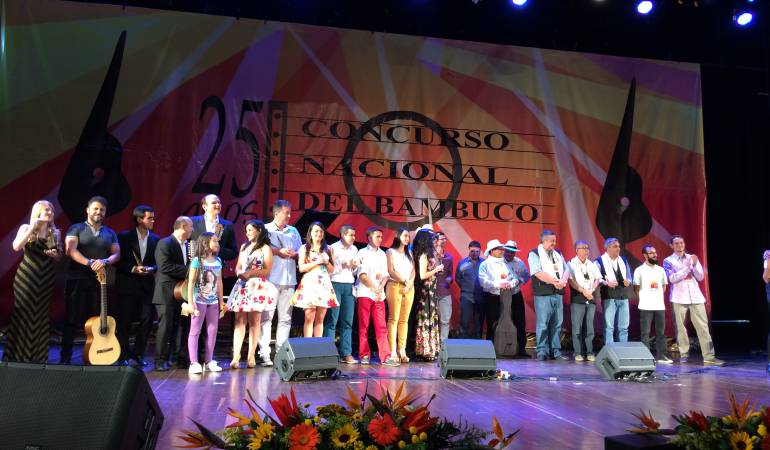Resultado de imagen para Concurso del Bambuco
