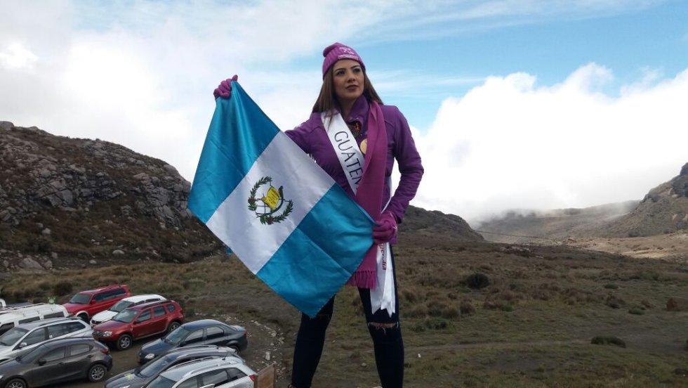 Las candidatas al Reinado Internacional del Café conocieron el Parque Nacional Natural de Los Nevados