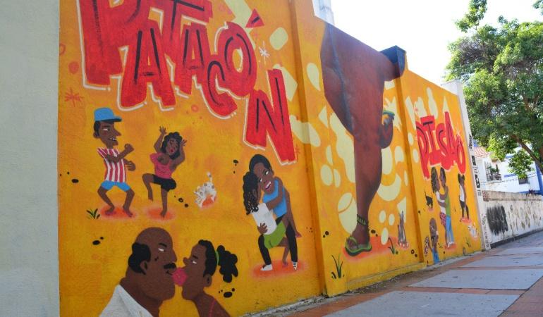 Cultura Grafitera En Barranquilla Cultura Grafitera Un Carnaval De