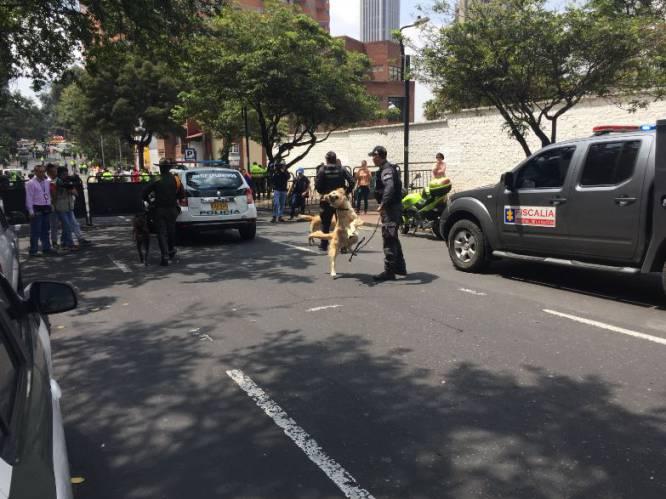 Una fuerte explosión se produjo en la mañana de este domingo en la zona de La Macarena.
