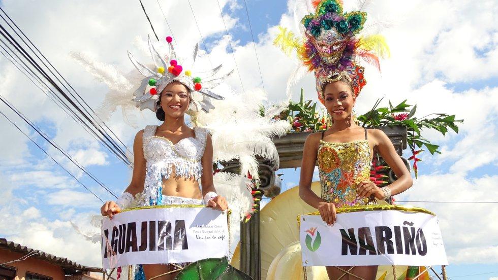La Guajira, Laura Daniela Rivera Brito y Nariño Ehisabela Mejía Gonzáles