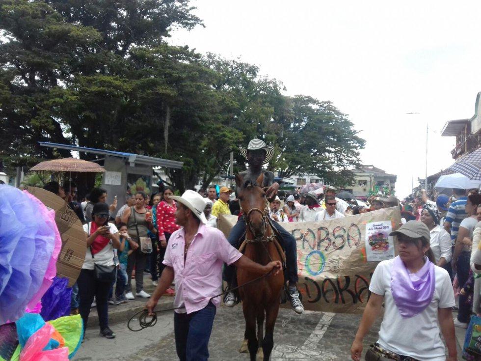 Las manifestaciones tradicionales y los niños