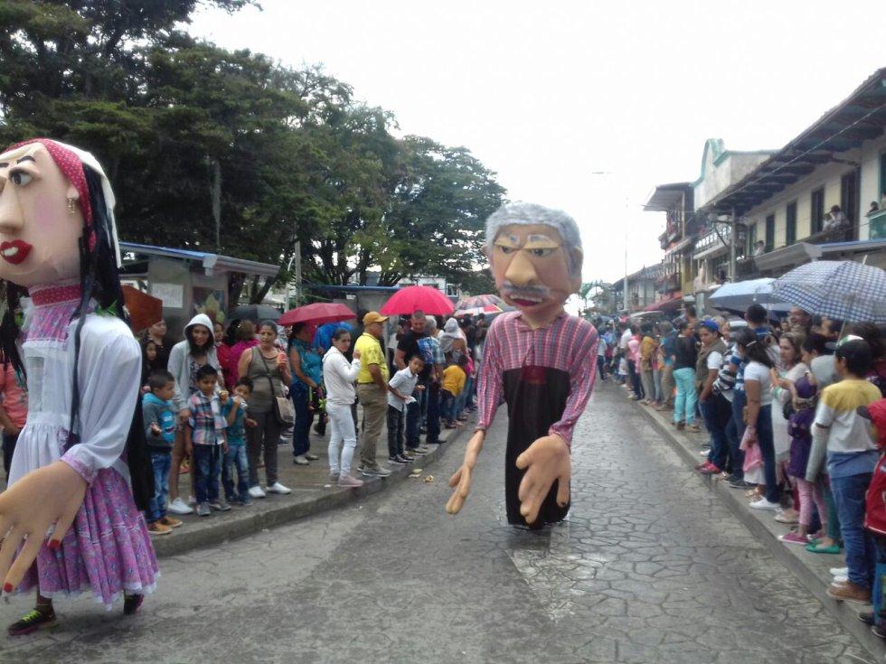 El teatro y la cultura en las fiestas del municipio libre del Quindío