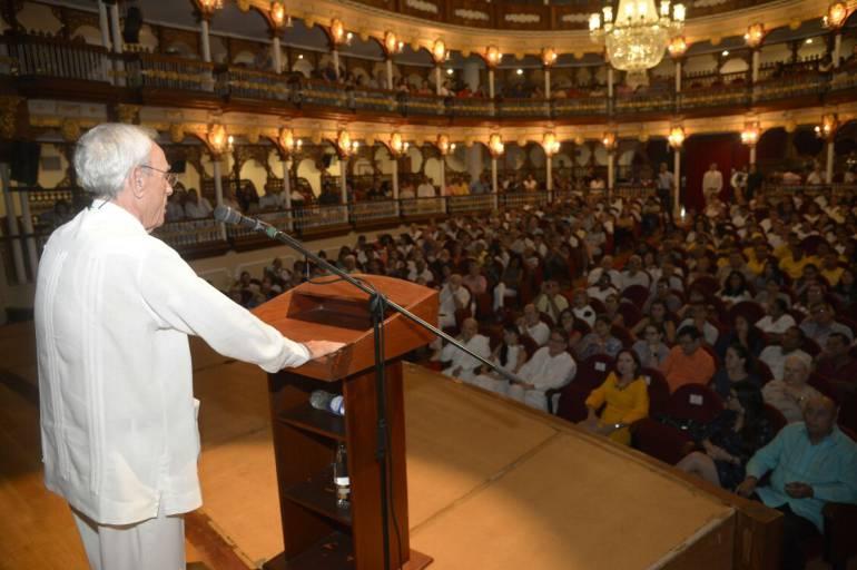 Eusebio Leal, el hombre detrás del patrimonio de la Habana, estuvo ...