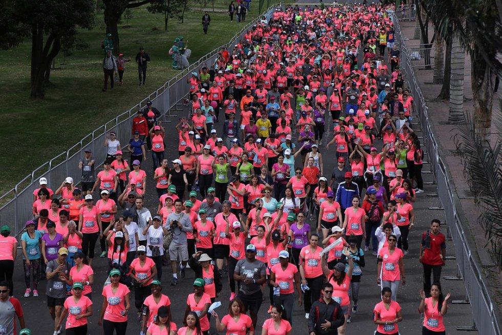 El evento busca hacer conciencia ciudadana en el cuidado del cuerpo y salud. Por esto se aconseja hacer ejercicio de forma habitual para así luchar contra el cáncer.