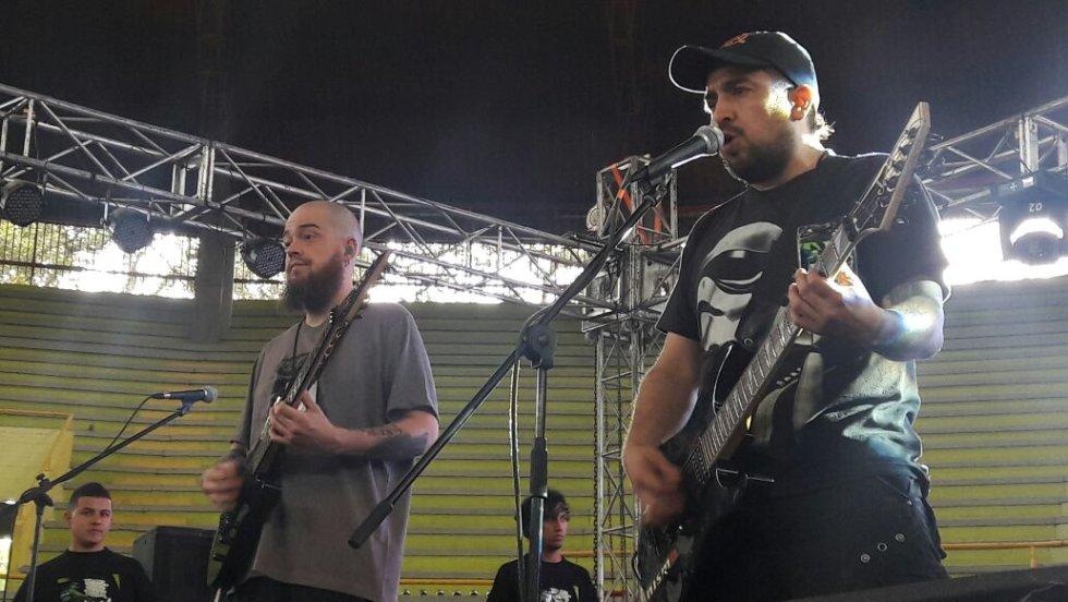 """Con el lema """"toneladas de cultura por tonelada de rock """"se llevó a cabo la novena versión de Recicla por el Rock"""