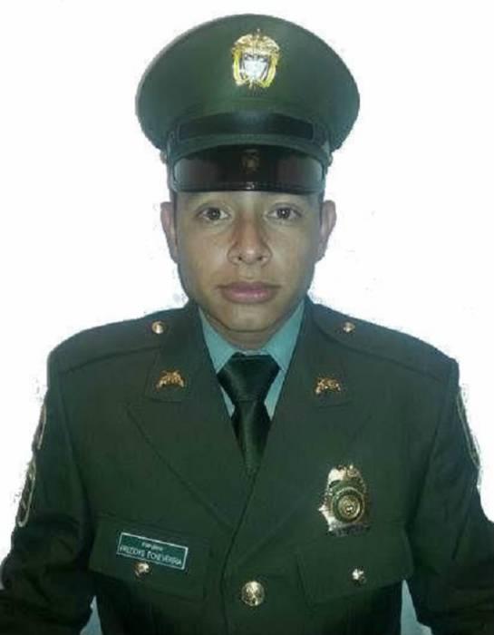 Atentado en Barranquilla: Los cinco policías muertos en atentado en Barranquilla