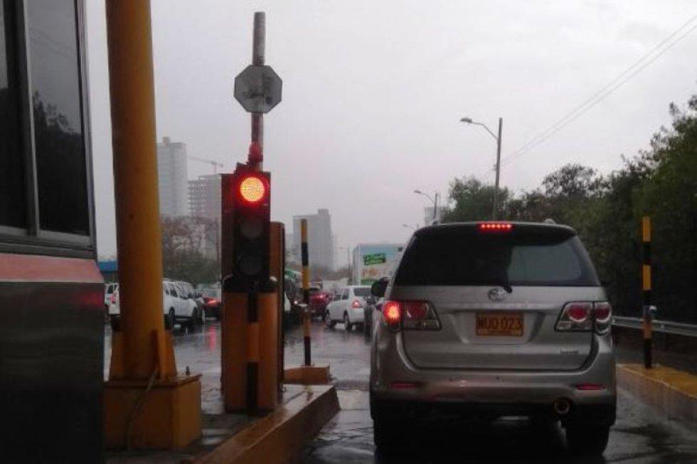 Inundaciones y caos en Cartagena por cuenta de fuerte lluvia