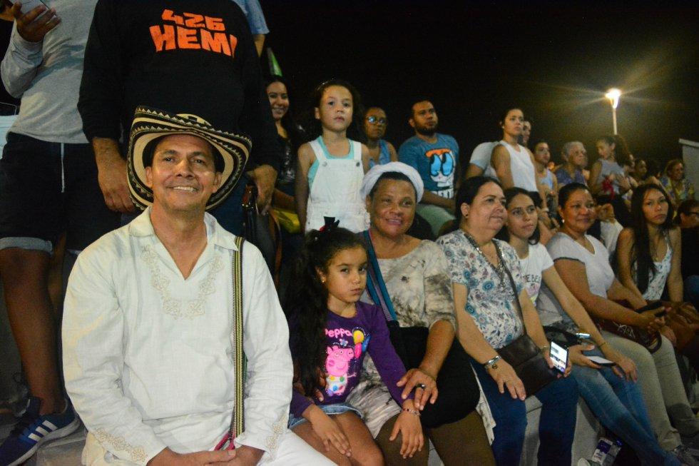 """""""El barranquillero salió a disfrutar de este gran momento de ciudad"""", dijo Juan José Jaramillo, secretario de cultura de Barranquilla."""