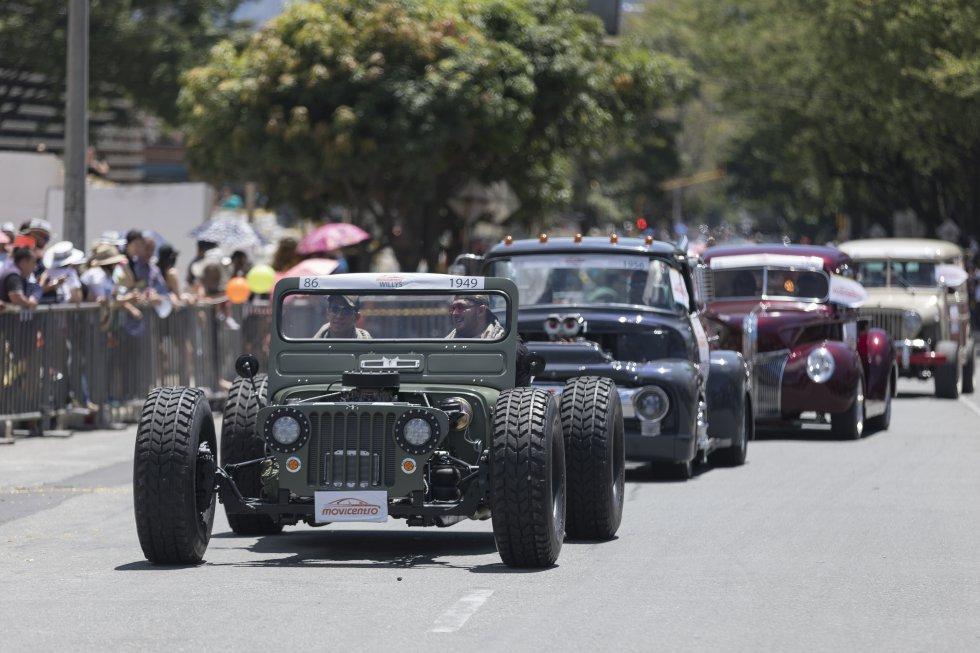FERIA, FLORES, MEDELLIN, DESFILE, AUTOS, CLASICOS, ANTIGUOS, 2018: Los mejores del Desfile de autos clásicos y antiguos