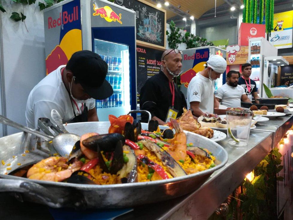 Gastronomía del Caribe y de otras regiones pueden disfrutarse en Sabor Barranquilla