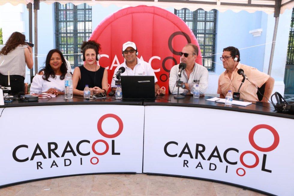 Barranquilla celebra los 70 años de Caracol Radio: [Fotos] Así se vivió los 70 años de Caracol Radio en Barranquilla