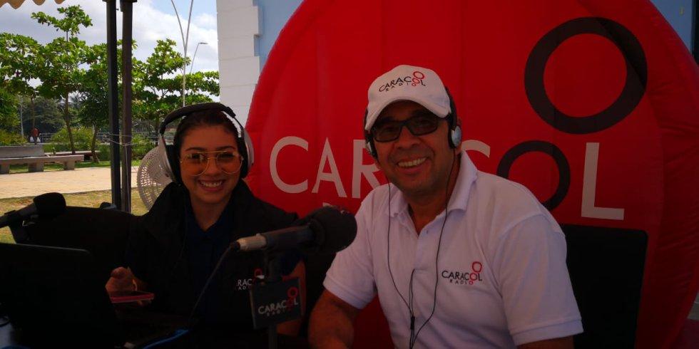 Los 70 años de Caracol Radio se vivieron en Barranquilla