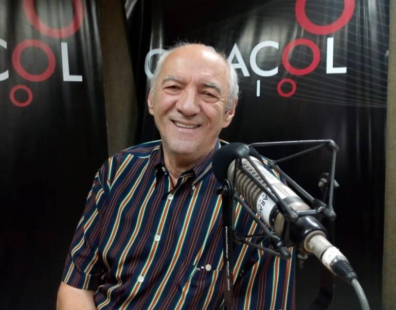 Wbeimar Muñoz Ceballos toda una vida en la radio   Medellín   Caracol Radio