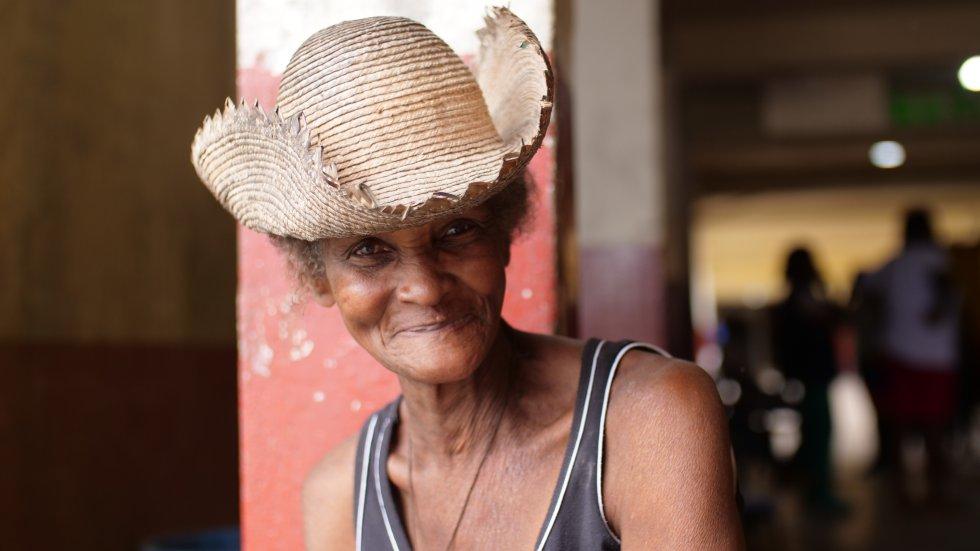 En fotos: Guapi gente amable y feliz