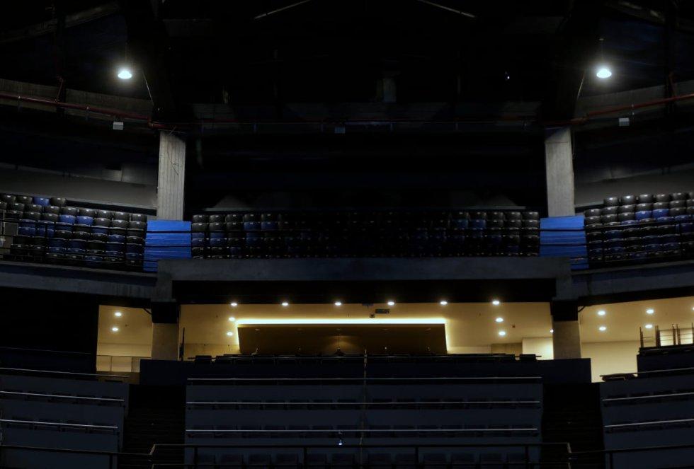 Movistar Arena.: Así es el nuevo Movistar Arena