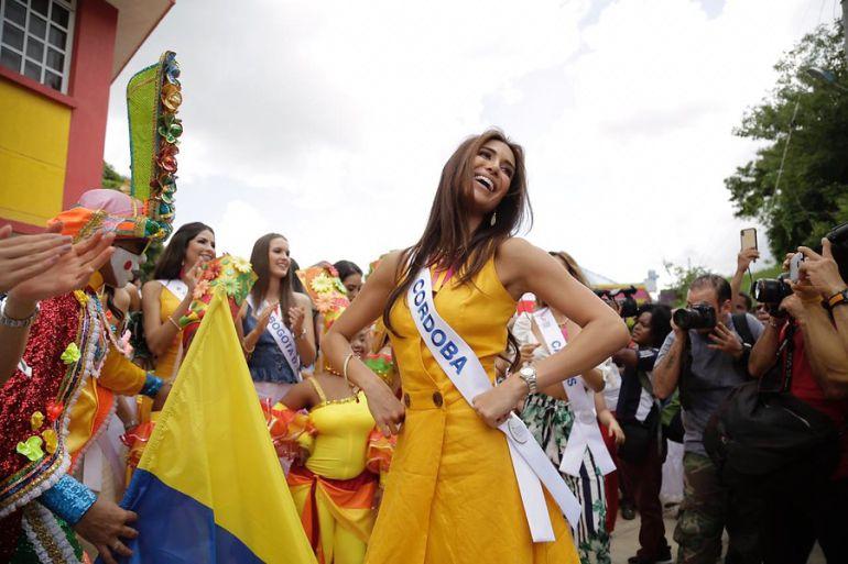 bacfbe344 La plataforma digital de la región transmitirá la elección y coronación de  la señorita Colombia 2018 el lunes 12 de noviembre.