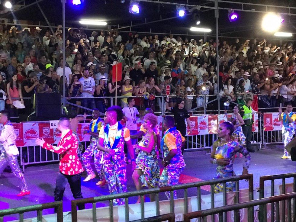 Feria de Cali: Feria de Cali. El Salsódromo en Imágenes