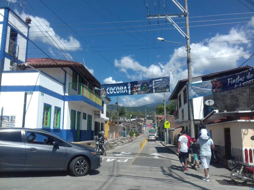 Durante cinco días propios y visitantes disfrutaron de esta localidad quindiana que se consolida como una de las más visitadas durante esta época de vacaciones, Salento y sus fiestas donde se recuerda el paso del libertador Simón Bolívar.