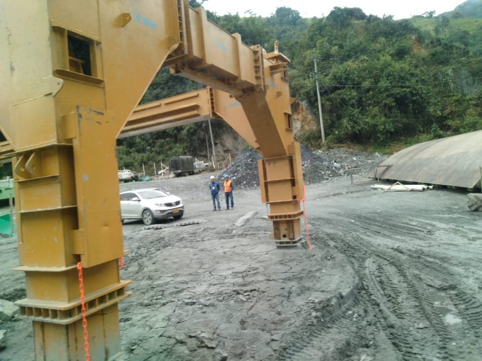 Esta será la obra del bicentenario dijo presidente Iván Duque, encontraron una obra que no tenía recursos de financiamiento, por lo que se van abrir nuevos procesos de licitación para la fase final del proyecto de infraestructura.