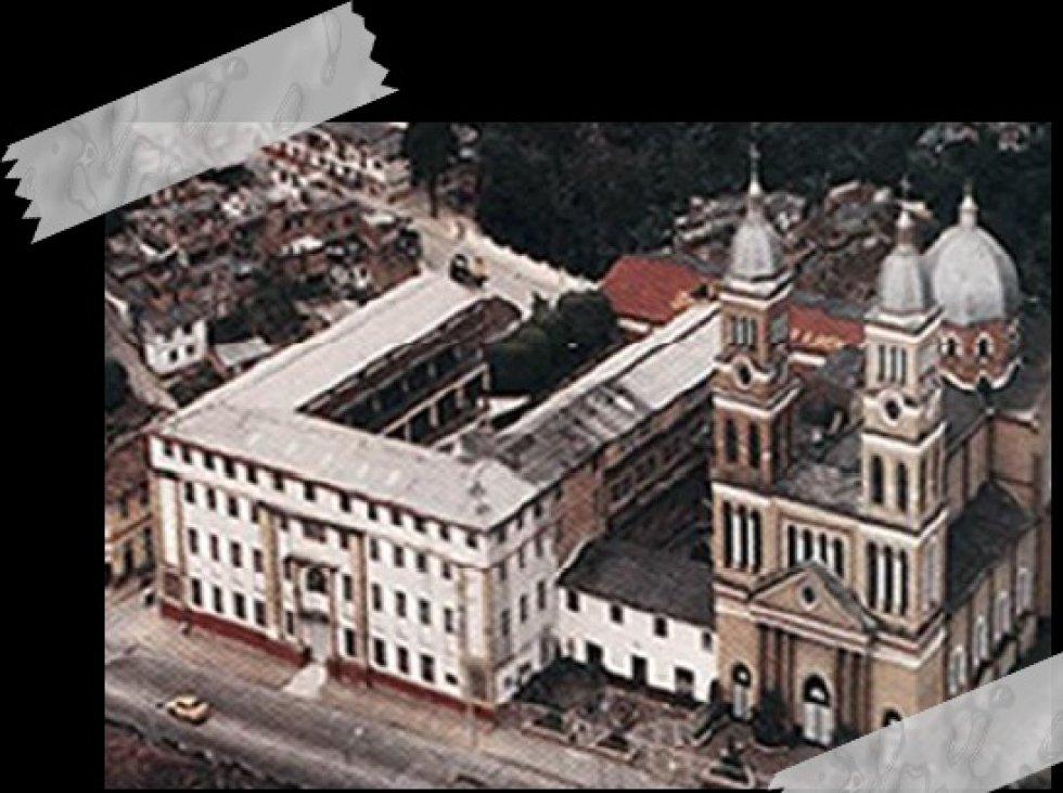 Colegio San Solando e Iglesia del Carmen