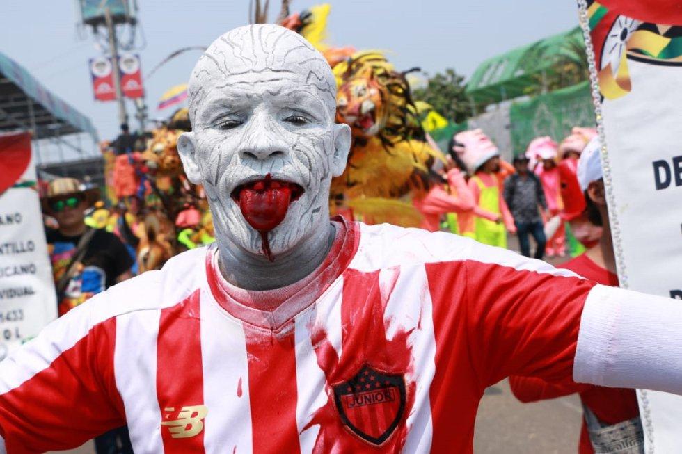 Se ve de todo en estos días de Carnaval