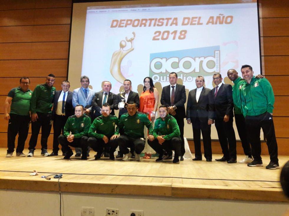 Caciques del Quindío, Acord de oro especial 2018 – 2019