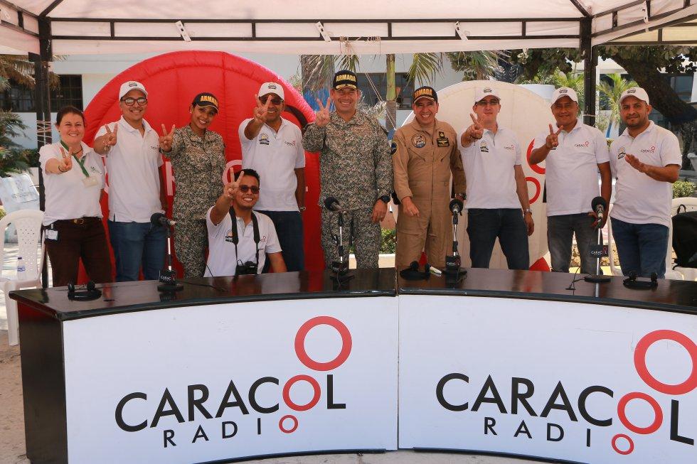 Viaje al Corazón del Caribe se tomó la Puerta de Oro de Colombia