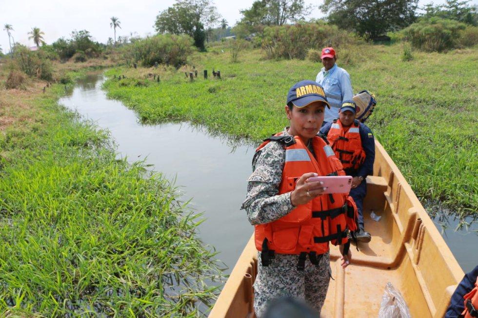 Impacto Ambiental: La Armada, 5 años de expedición en el Caribe Colombiano