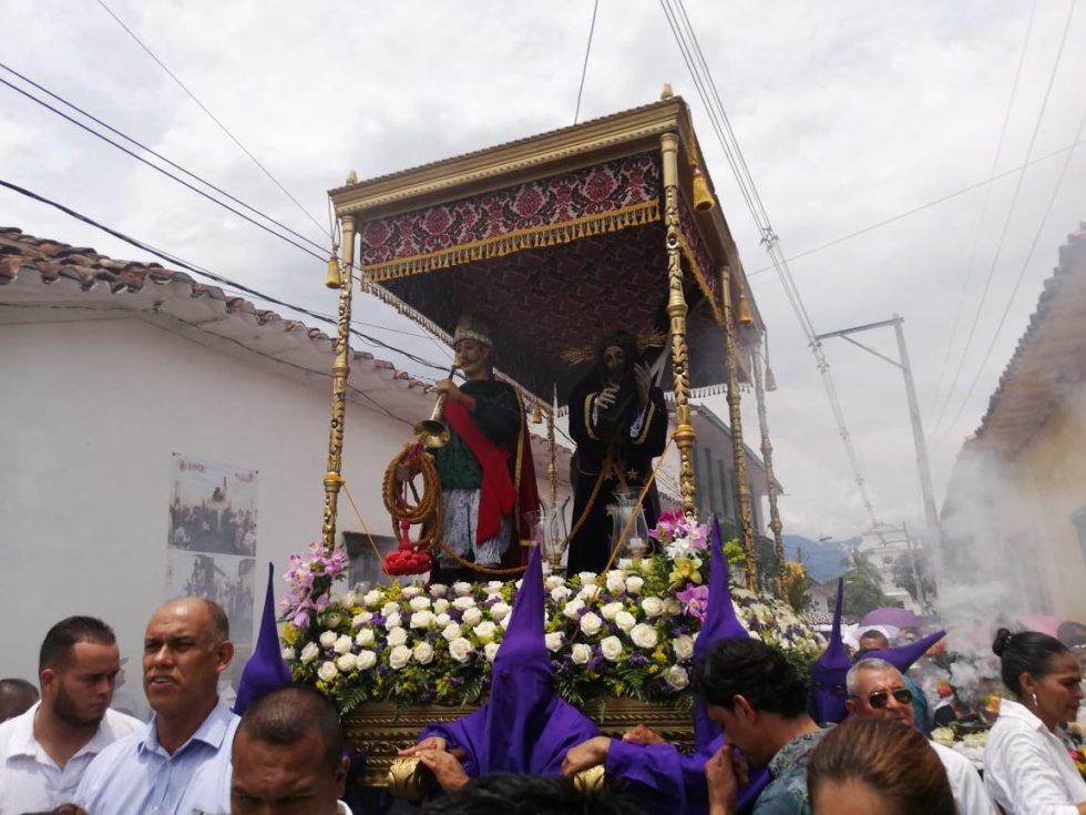 Semana Santa en Antioquia: Así se vive la Semana Santa en Santa Fe de Antioquia