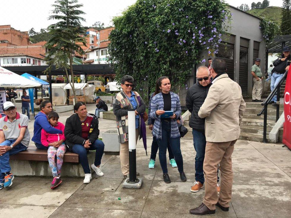 Viaje al Corazón de Antioquia llegó al ave fénix de oriente: Viaje al Corazón de Antioquia llegó al ave fénix de oriente
