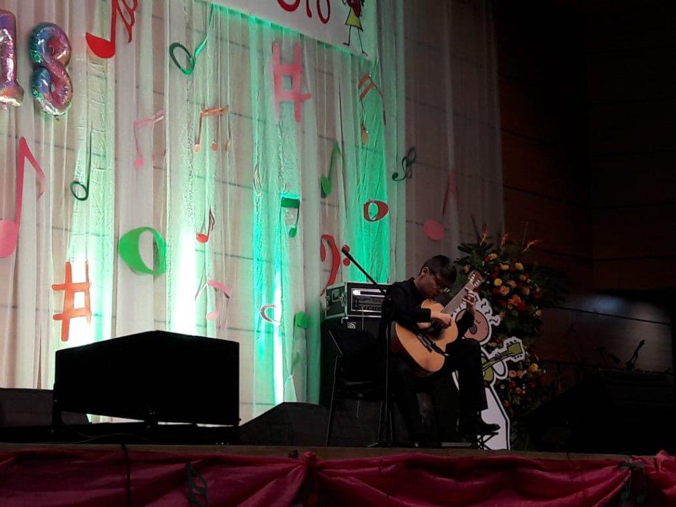 Santiago Andrés Chana de Cundinamarca, modalidad instrumental