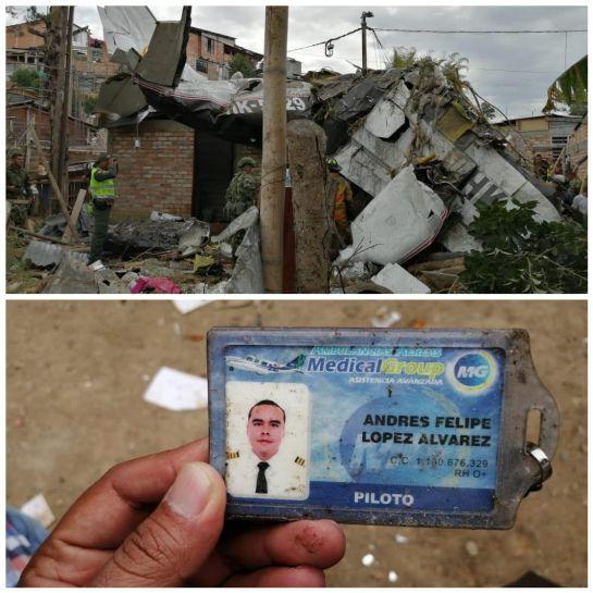 Siete muertos deja accidente de avioneta en Popayán: Accidente de avioneta en Popayán, deja siete muertos y tres heridos