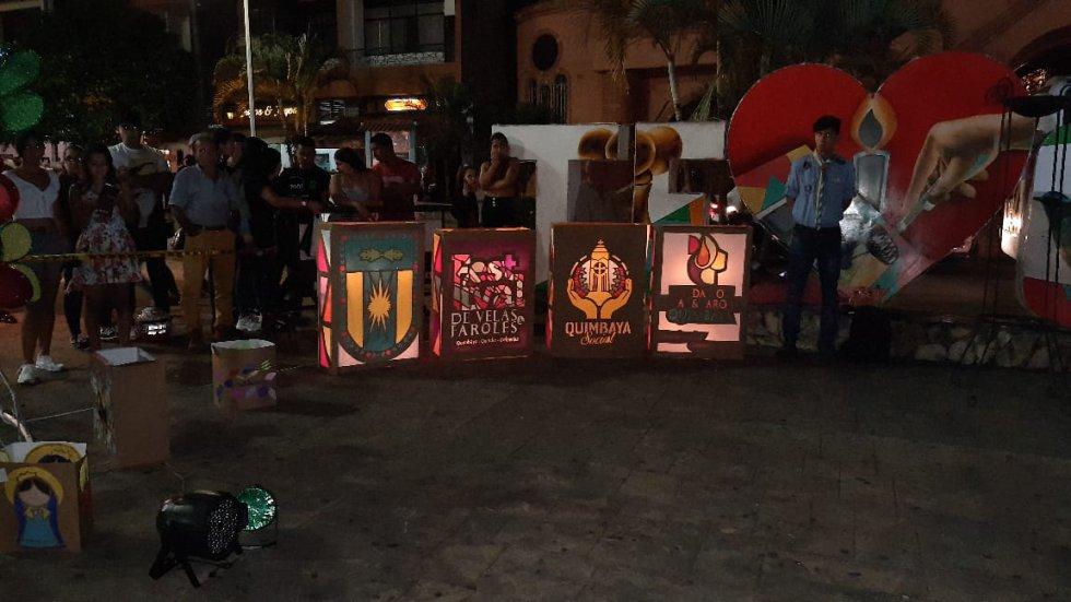 VELITAS: 200 Cuadras se iluminarán nuevamente en Quimbaya, Quindío