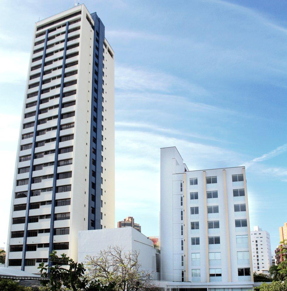 Zonas sociales en el Hotel Barranquilla Plaza: [En fotos] Salones sociales del Hotel Barranquilla Plaza